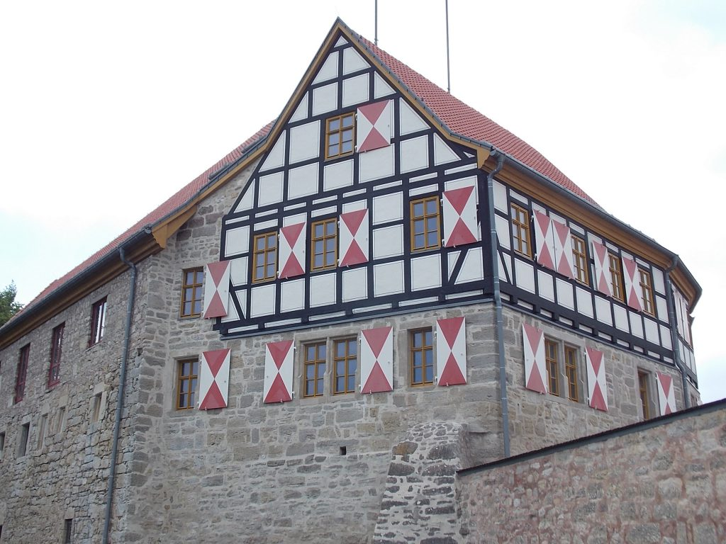 Beuren Burg Scharfenstein