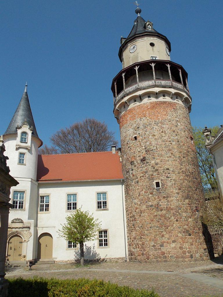 Wiesenburg Schloss
