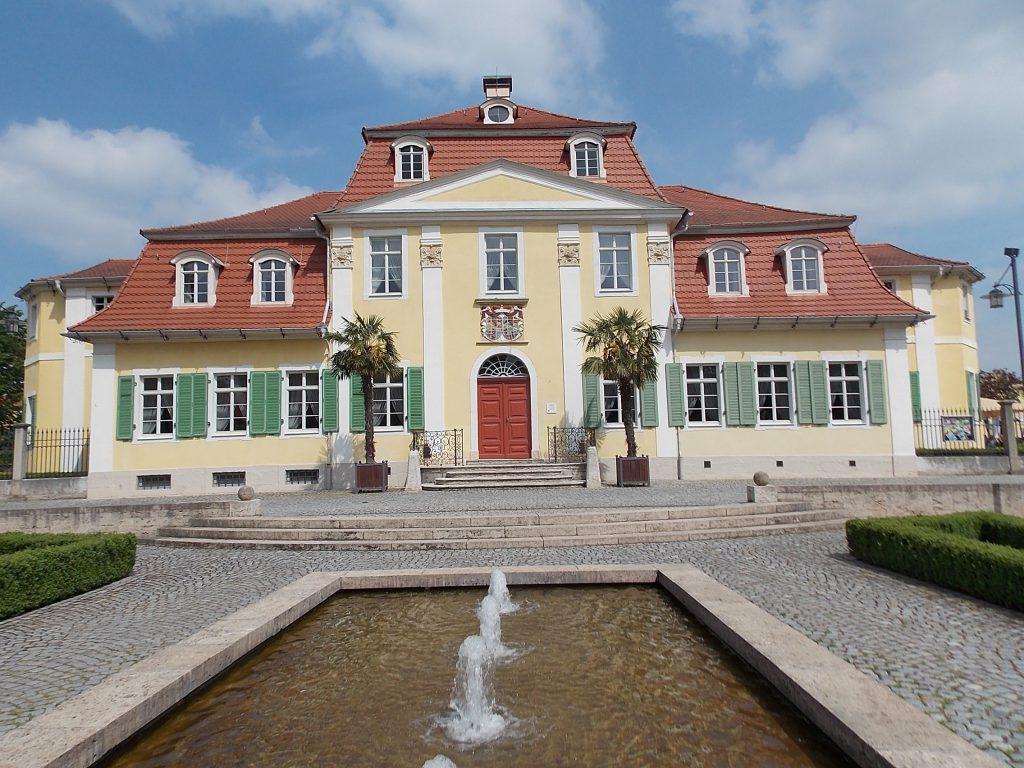 Bad Langensalza Friederikenschlösschen