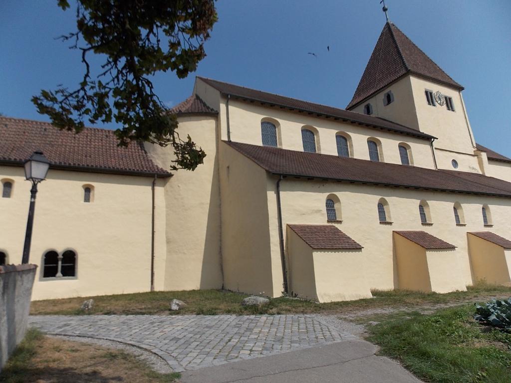 Reichenau Oberzell St. Georg-Kirche