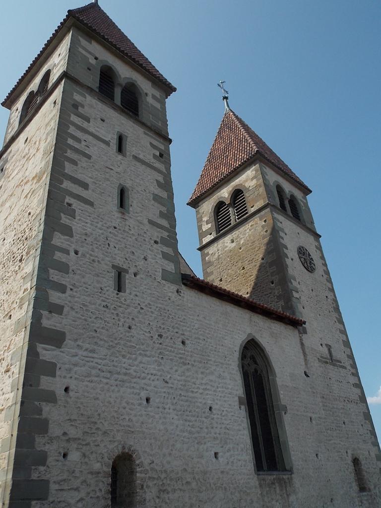 Reichenau Niederzell Kirche St. Peter und Paul
