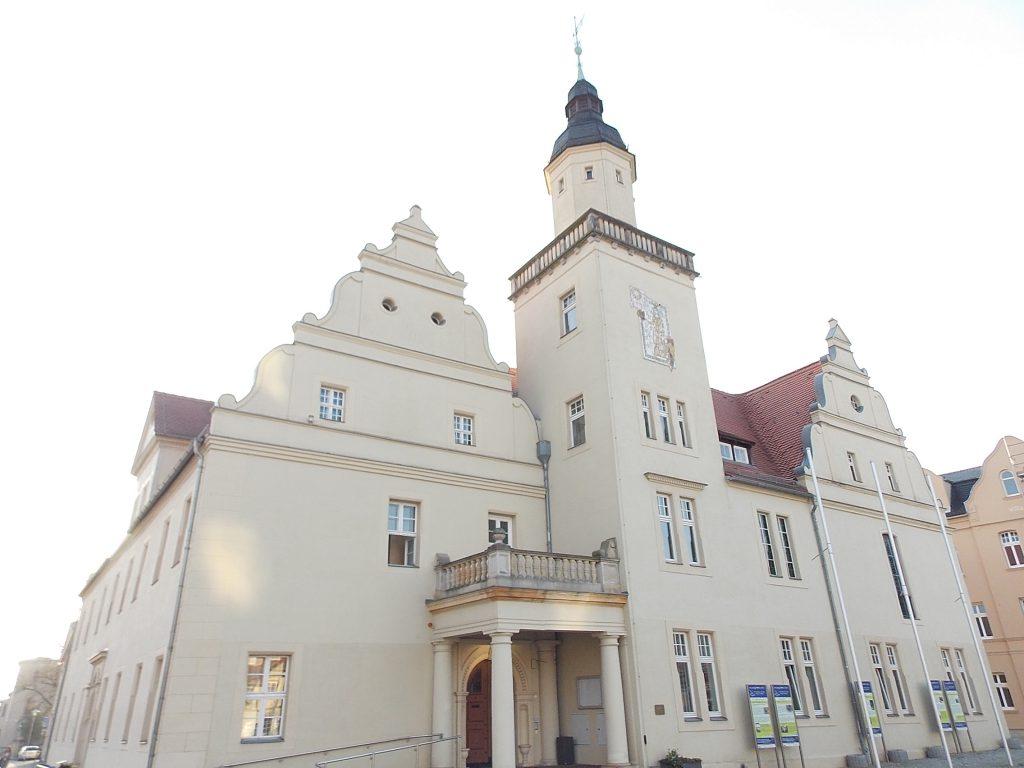 Coswig (Anhalt) Rathaus