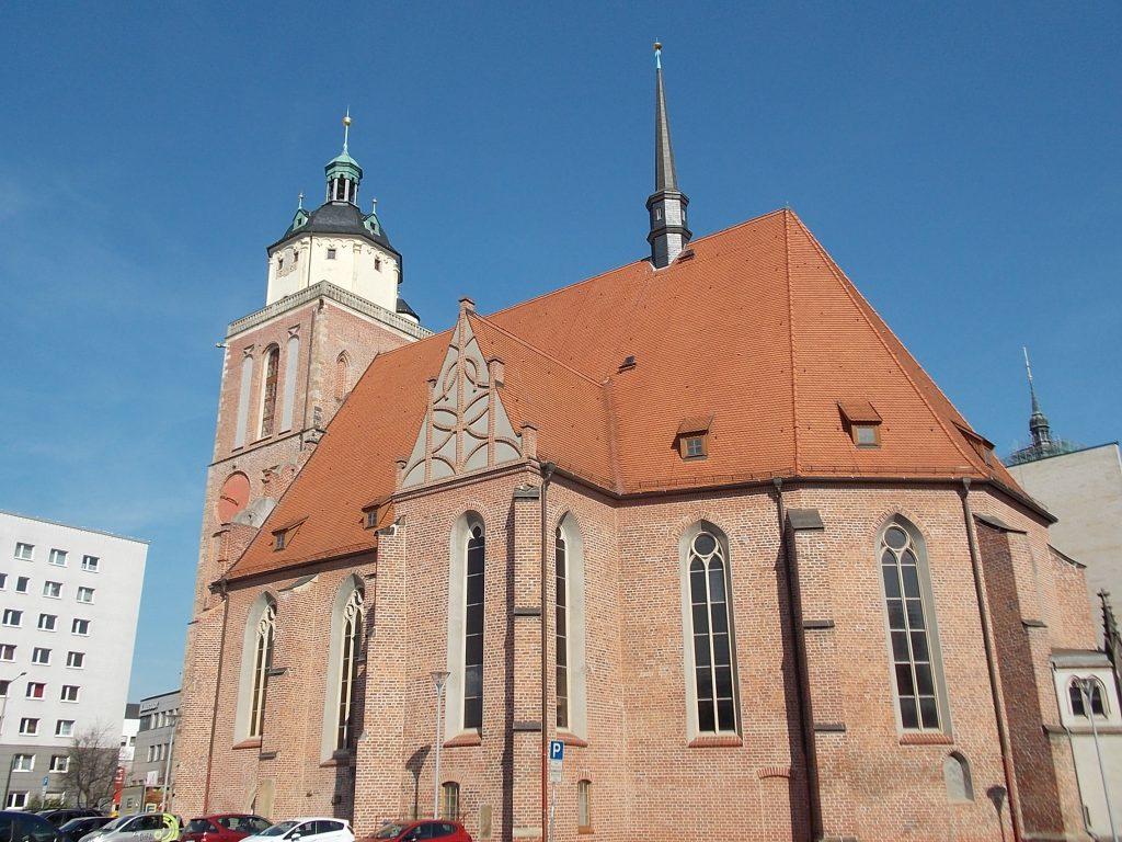 Dessau Marienkirche