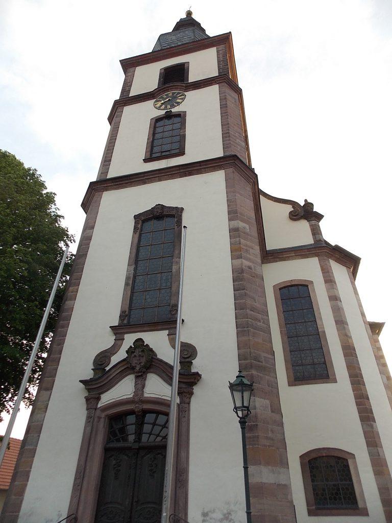 Gersfeld Stadtkirche