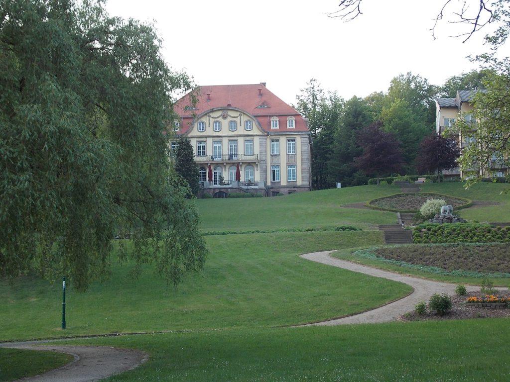 Gersfeld Barockschloss