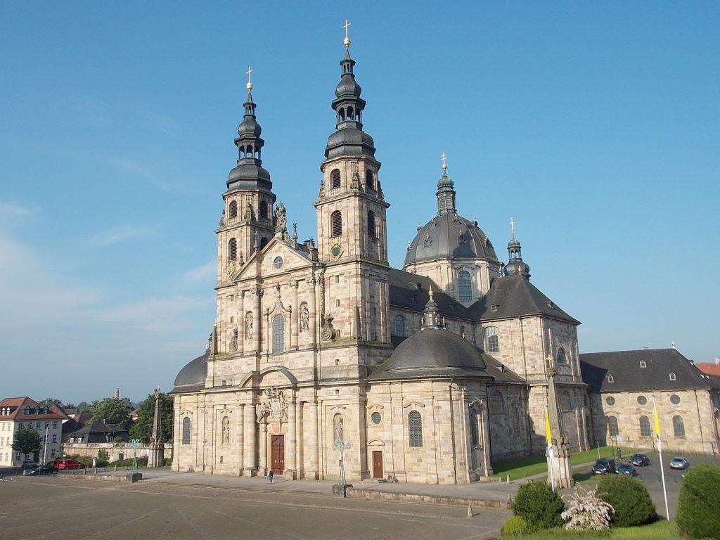 Fulda Dom St. Salvator zu Fulda
