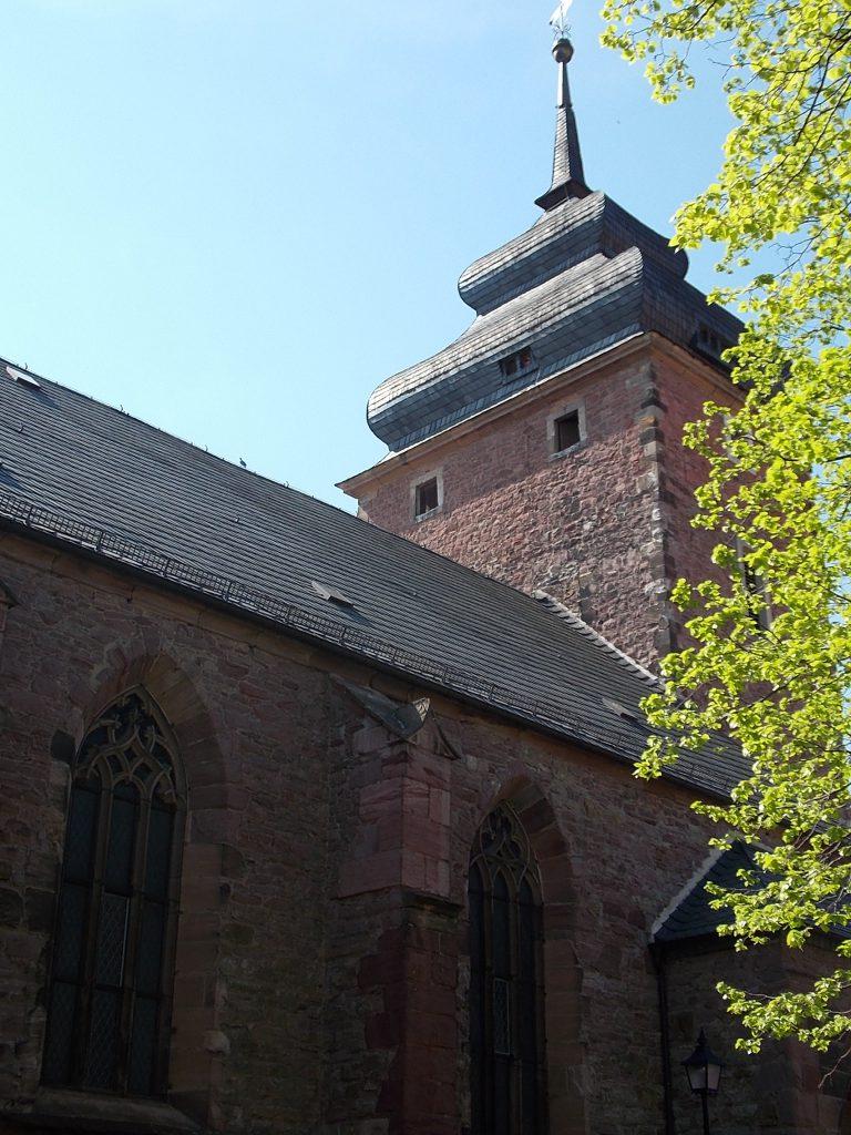 Könnern Kirche St. Wenzel