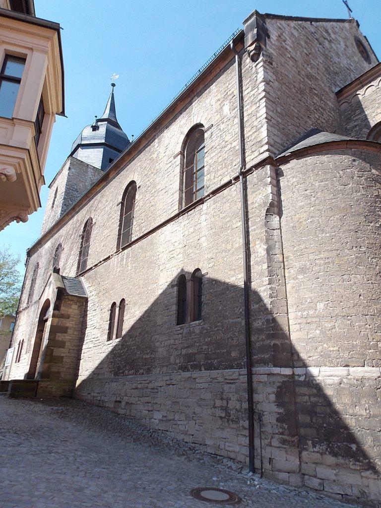 Alsleben Stadtkirche St. Cäcilie