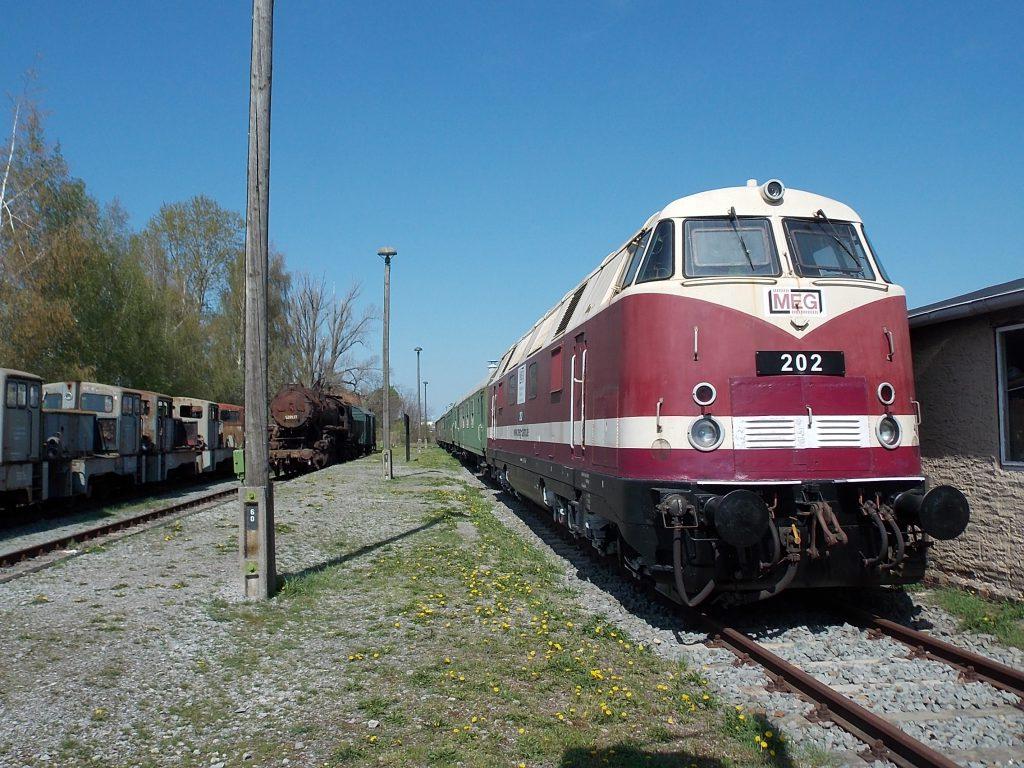 Staßfurt Traditionsbahnbetriebswerk