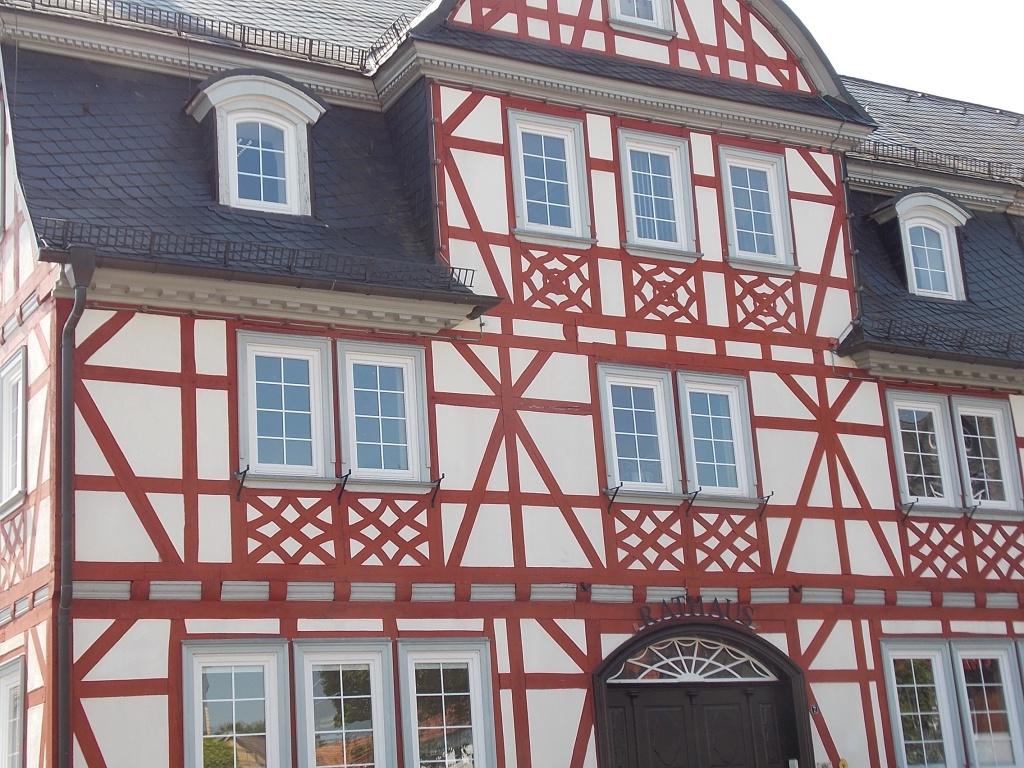 Herbstein-Rathaus