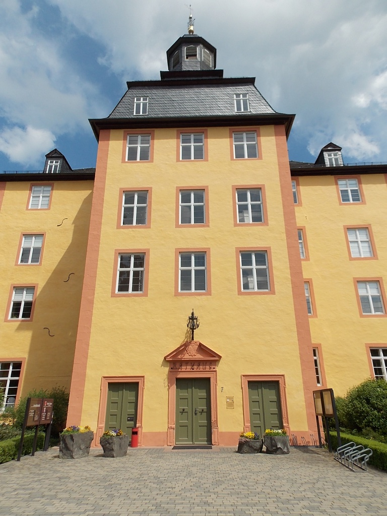 Gedern Schloss