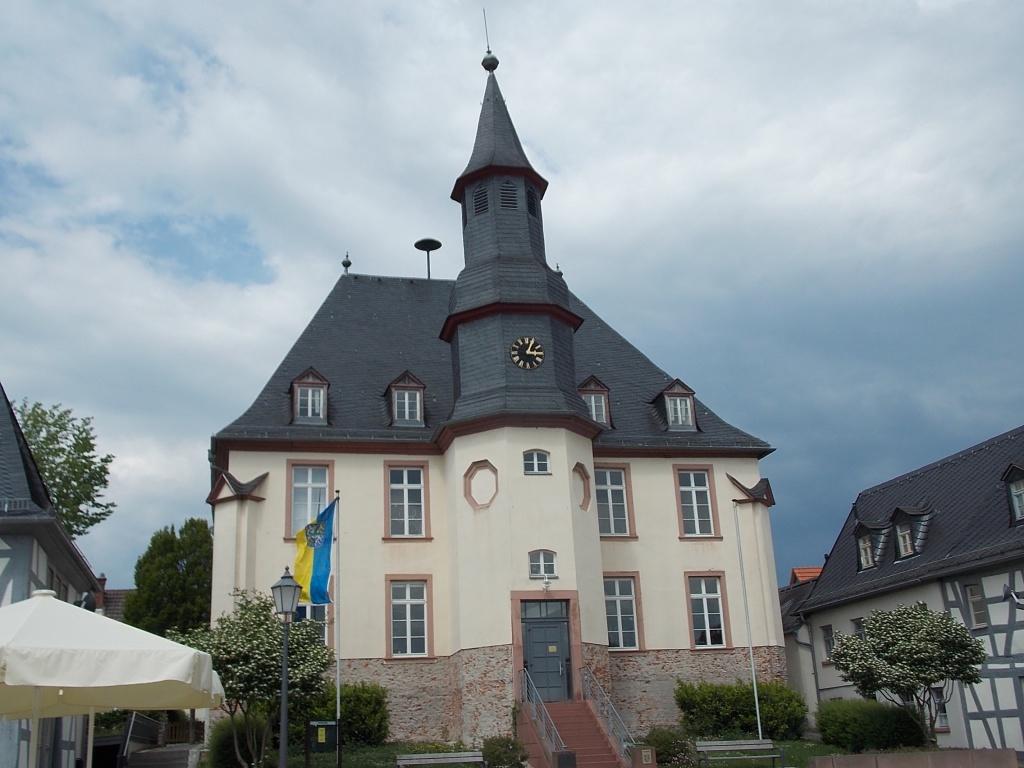 Usingen Hugenottenkirche