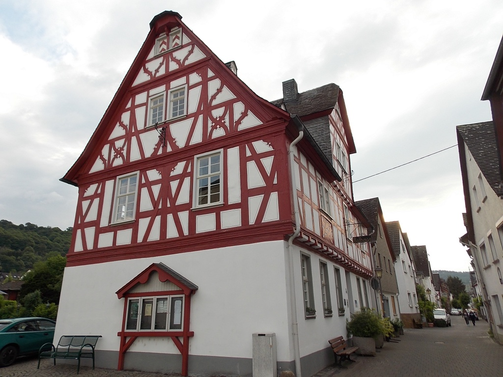 Osterpai Rathaus