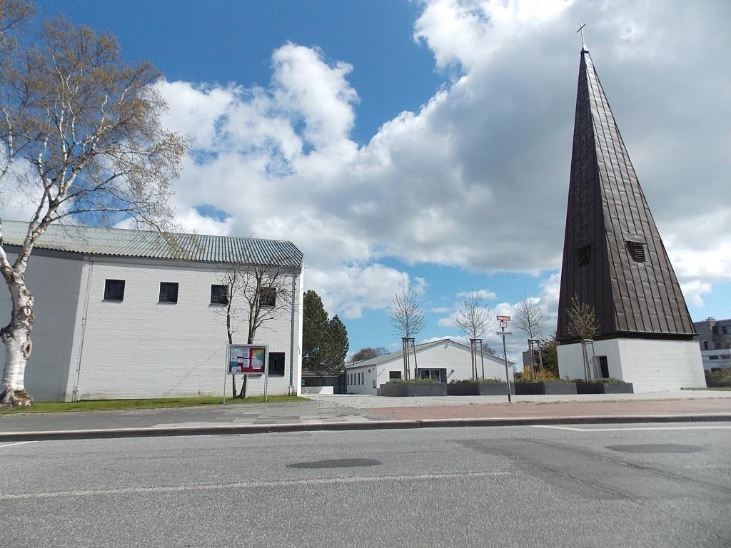 Schilksee Bohnhoeffer Kirche