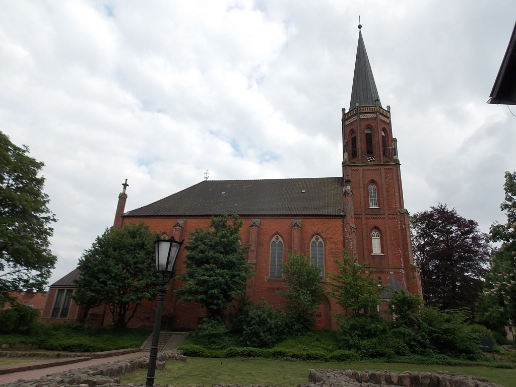 Harsefeld St. Marien und Bartholomäi Kirche