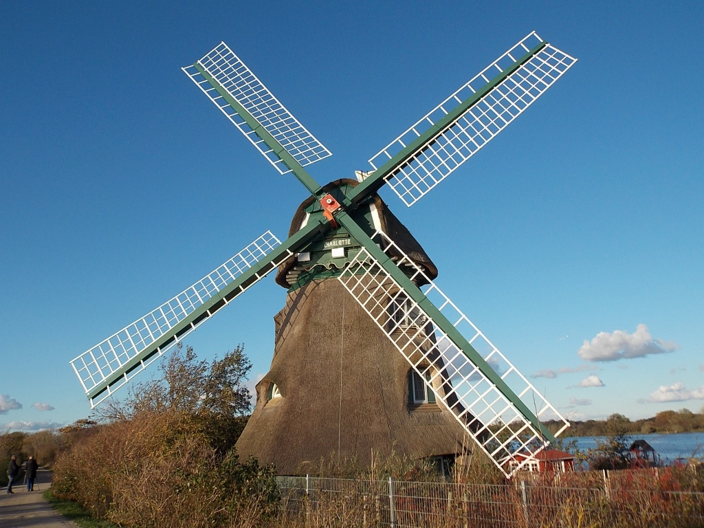 Geltinger Birk Mühle Charlotte