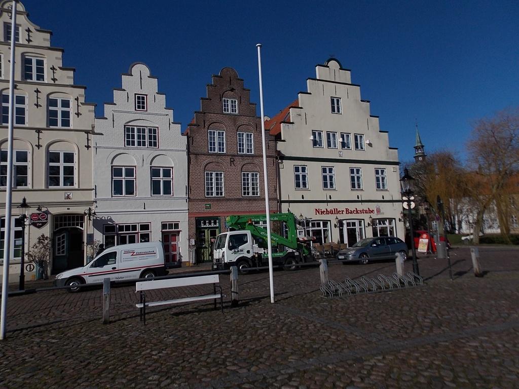 Friedrichstadt Marktplatz