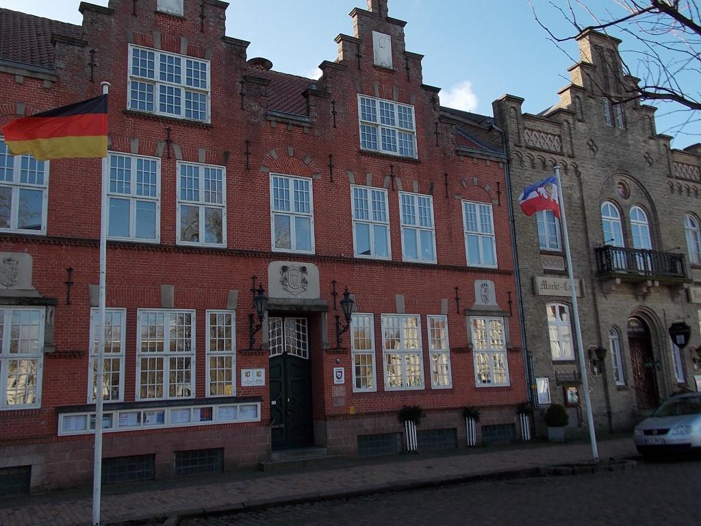 Friedrichstadt Rathaus