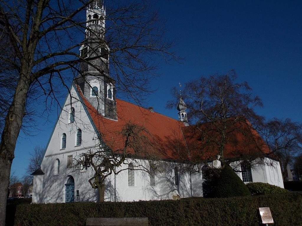 Heide St. Jürgen Kirche