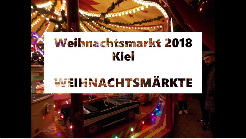 Weihnachtsmarkt 2018 Kiel
