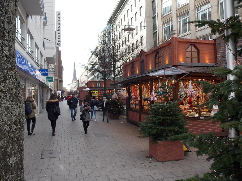 Hamburg Spitalerstraße 2018