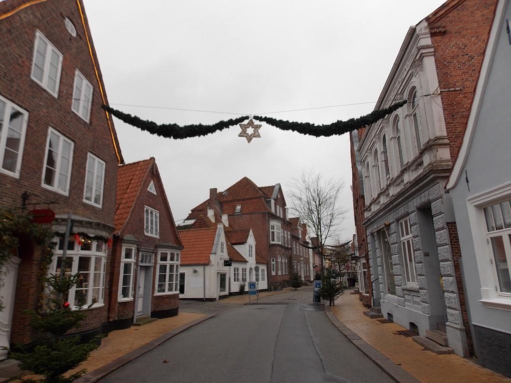 Tondern, Ostergade 2018 Weihnachtsmarkt