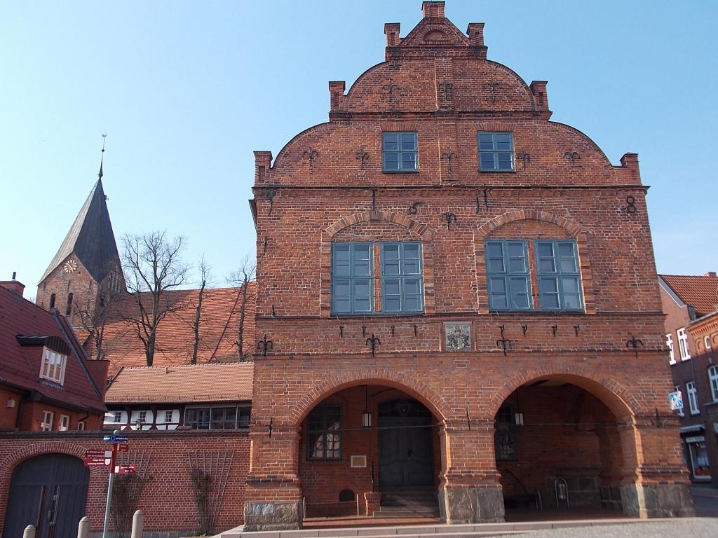 Gadebusch Rathaus