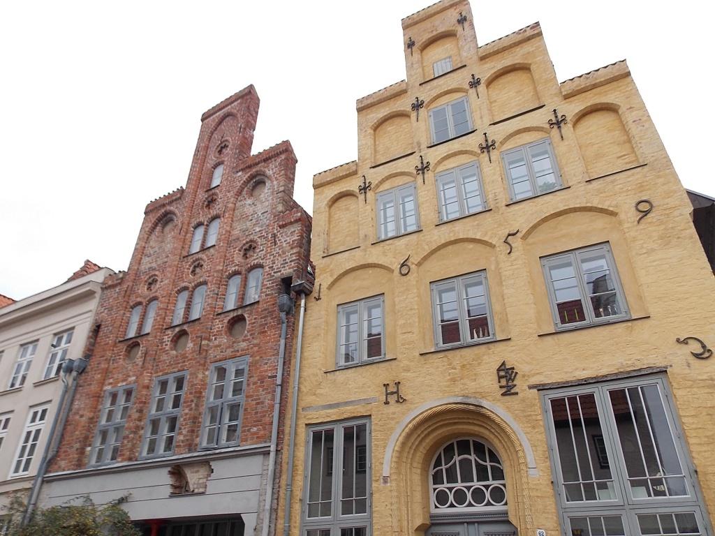Lübeck Glockengießerstraße 2018