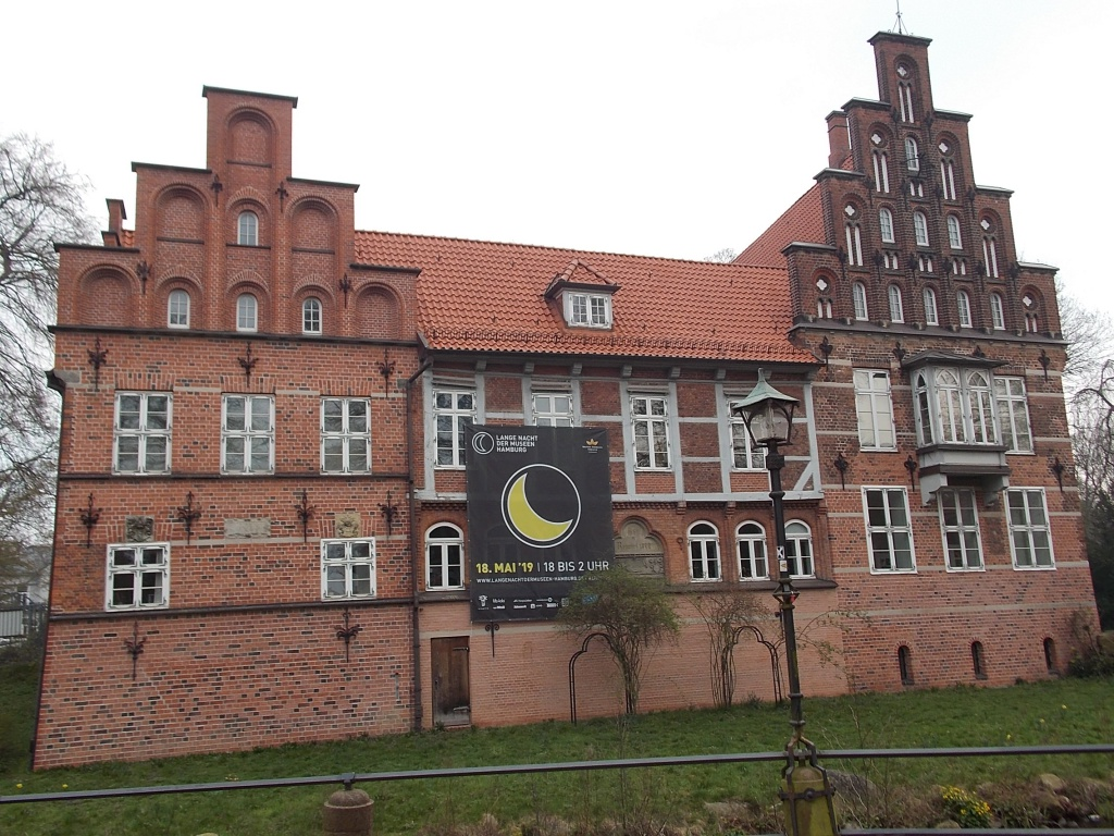 Hamburg Bergedorf Bergedorfer Schloss