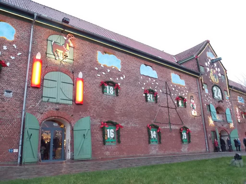 Tönning Packhaus 2018 Weihnachtsmarkt