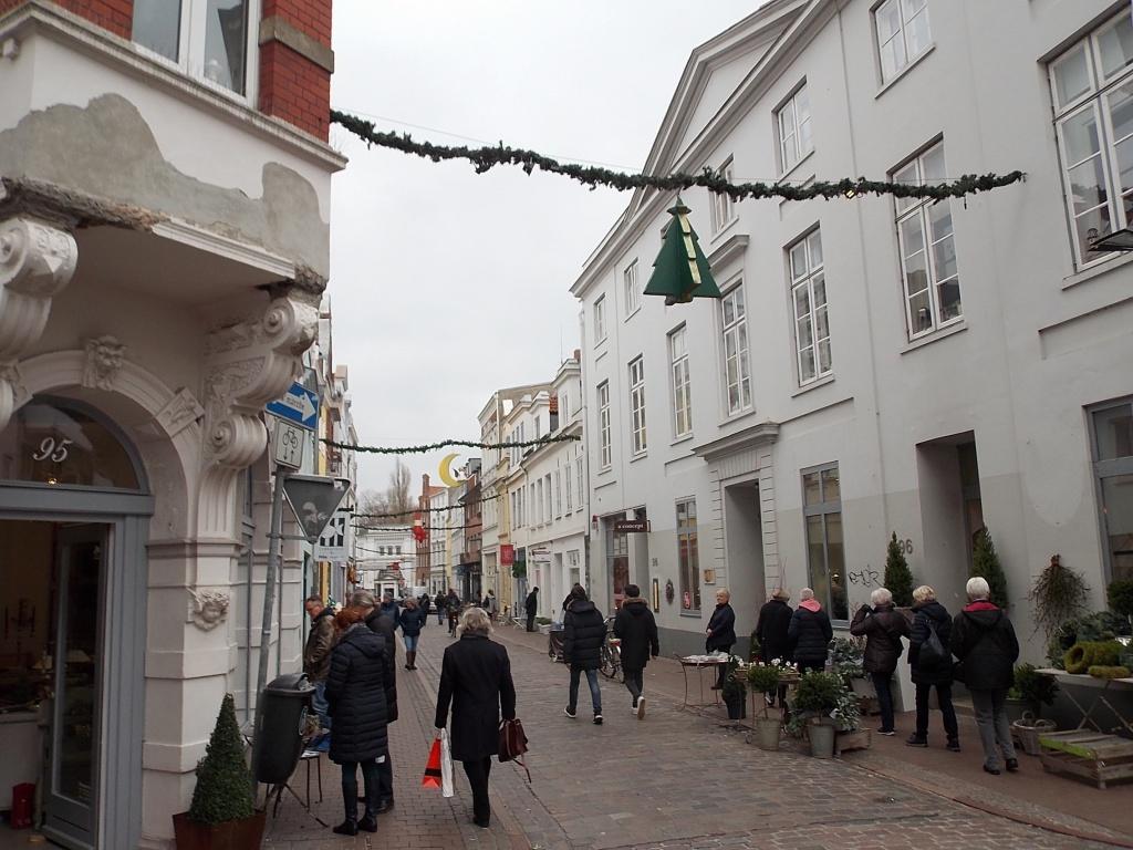 Lübeck Hüxstraße 2018