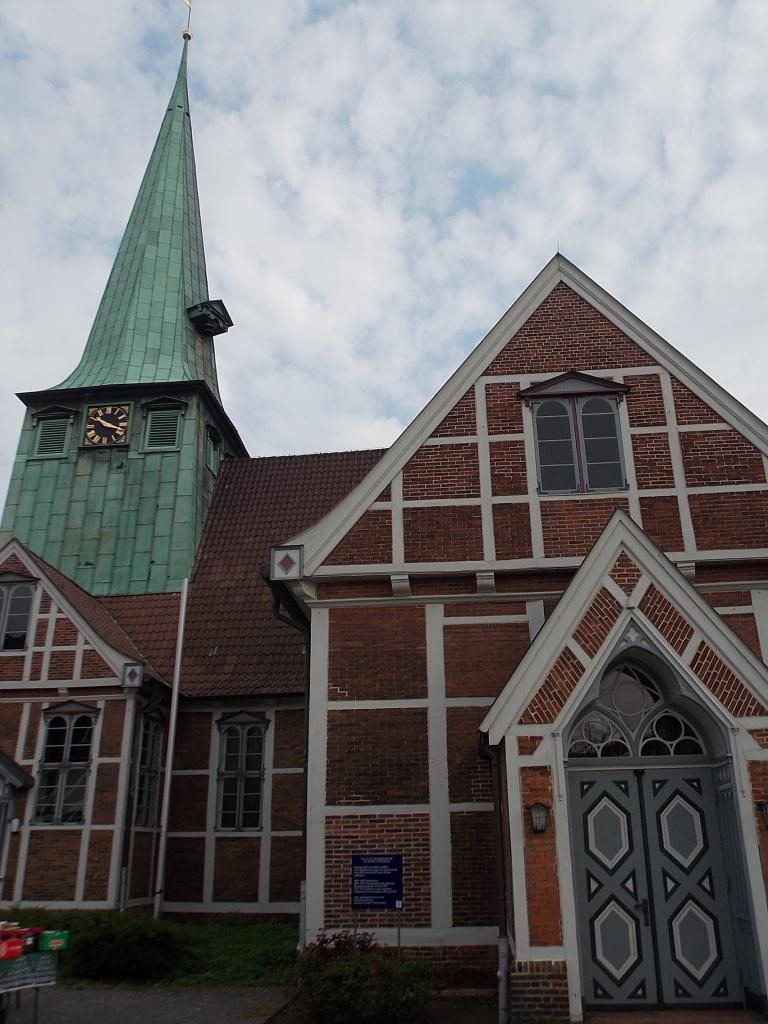 Hamburg Bergedorf Kirche St. Petri und Pauli
