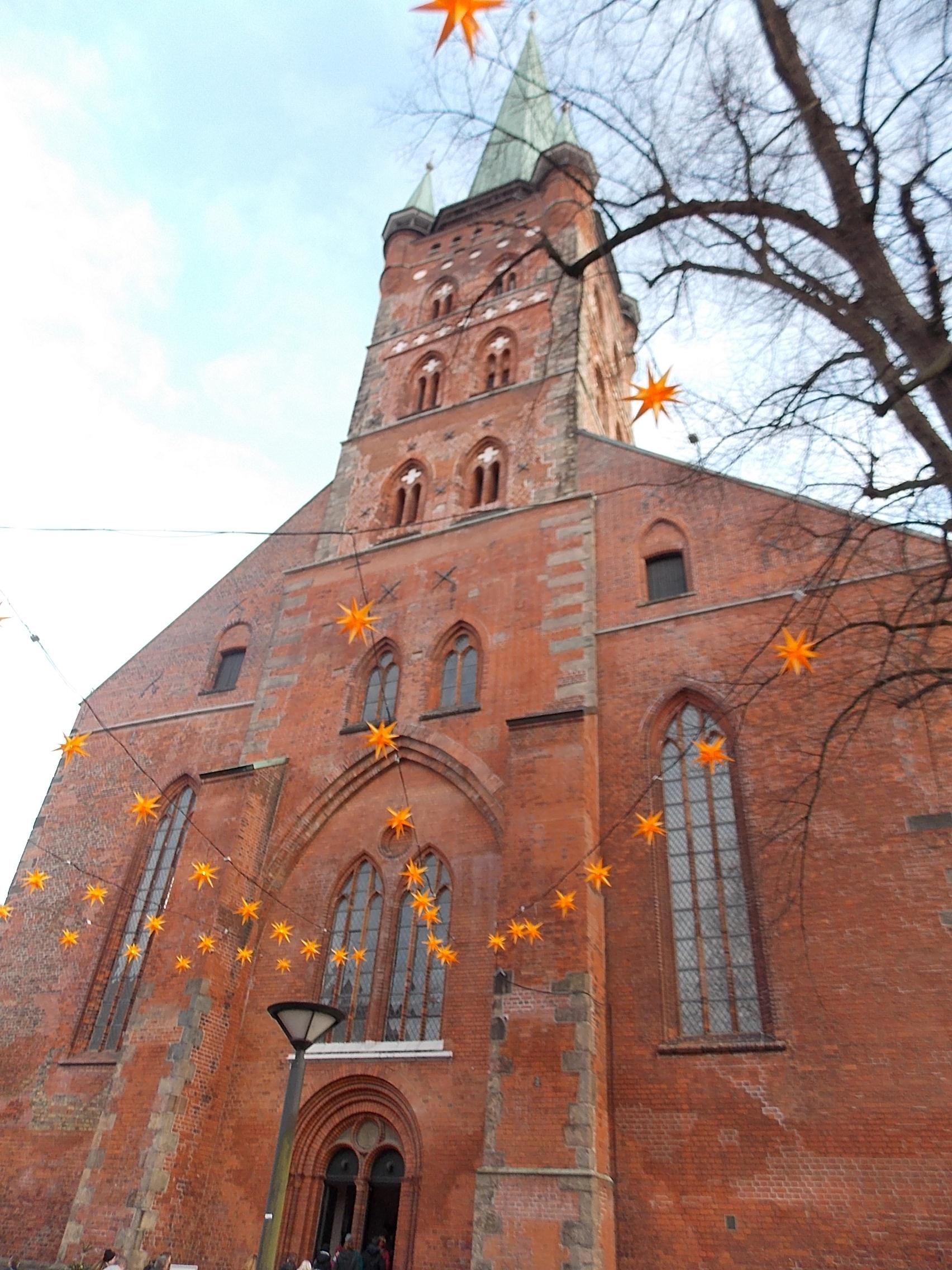 Kirche Wanderup
