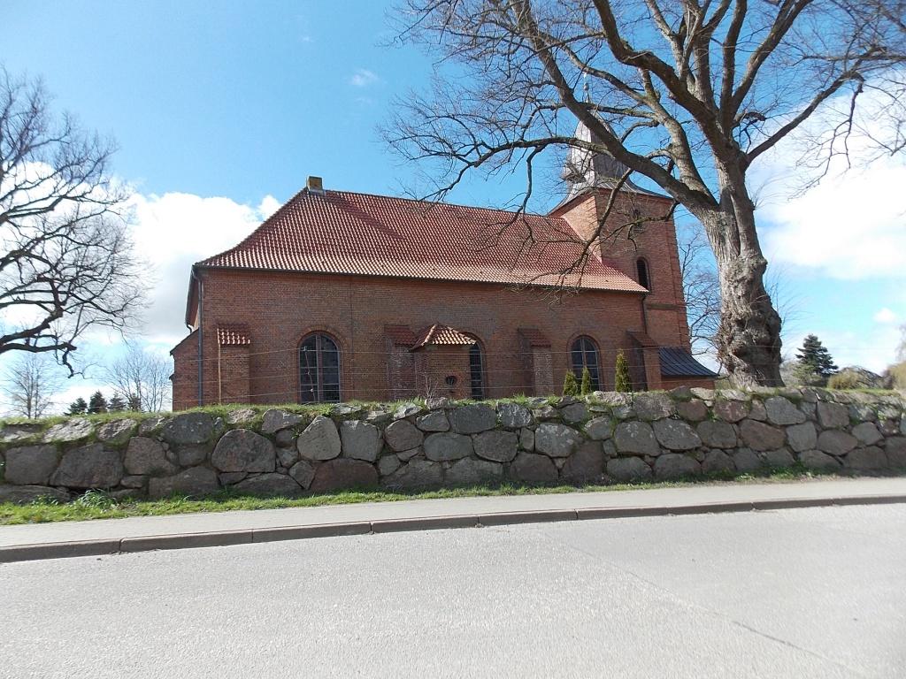 Krusendorf Kirche