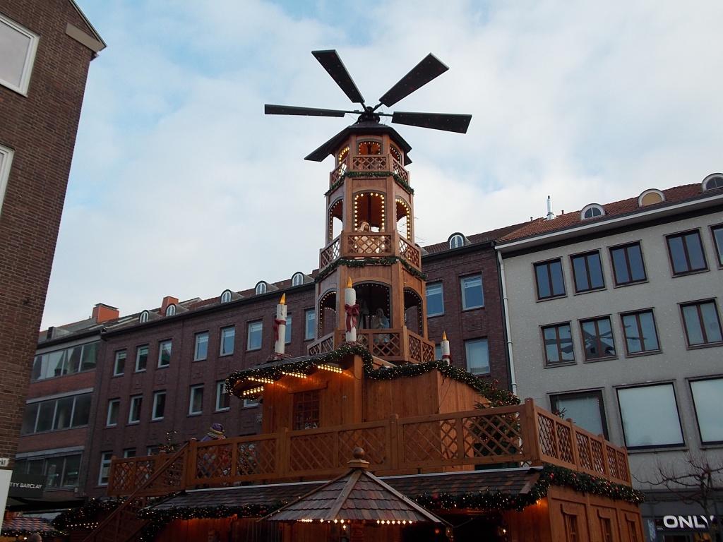 Lübeck Breite Straße 2018 Weihnachtsmarkt