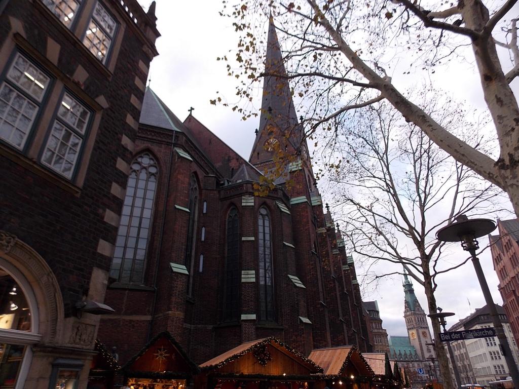 Hamburg Hauptkirche St. Petri 2018