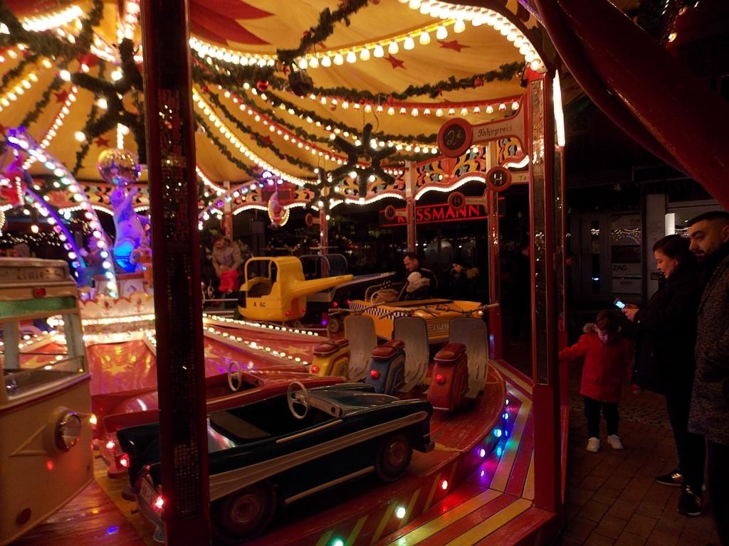 Kiel Holstenplatz 2018 Weihnachtsmarkt