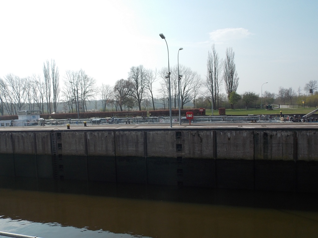 Geesthacht Schleuse