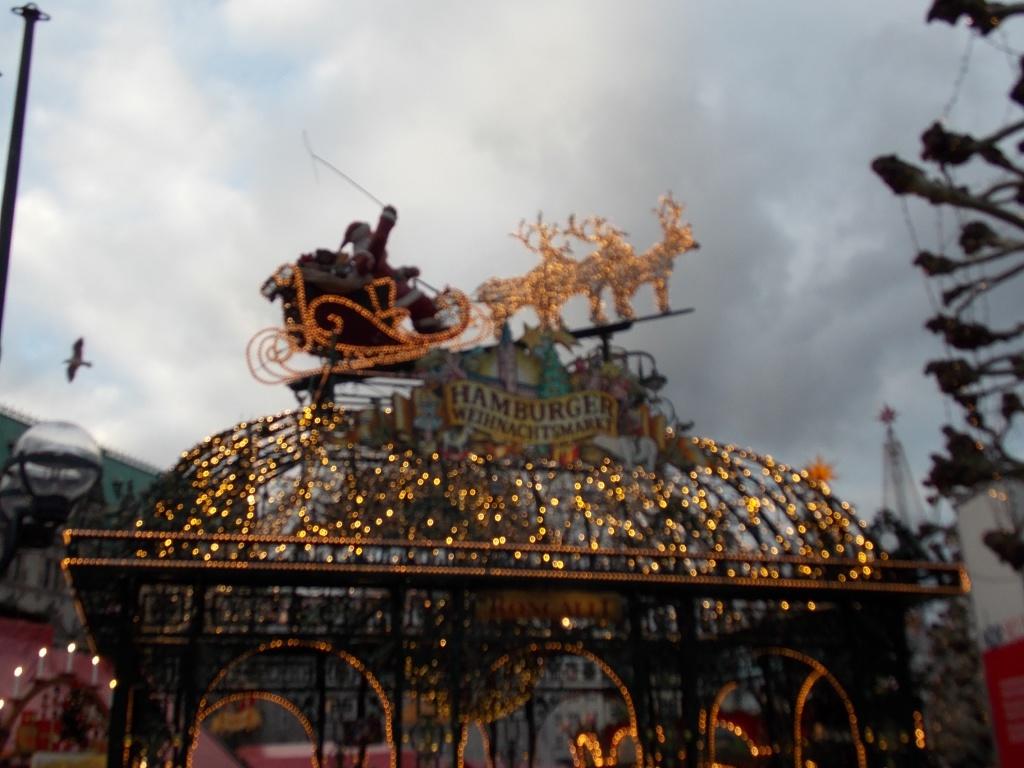 Hamburg Rathausmarkt 2018