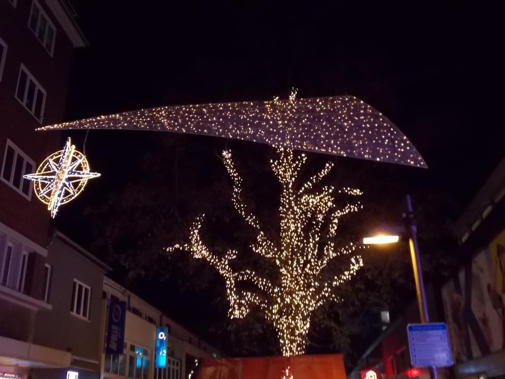 Kiel Holstenstraße 2018 Weihnachtsmarkt