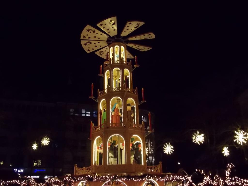 Kiel Asmus-Bremer-Platz 2018 Weihnachtsmarkt