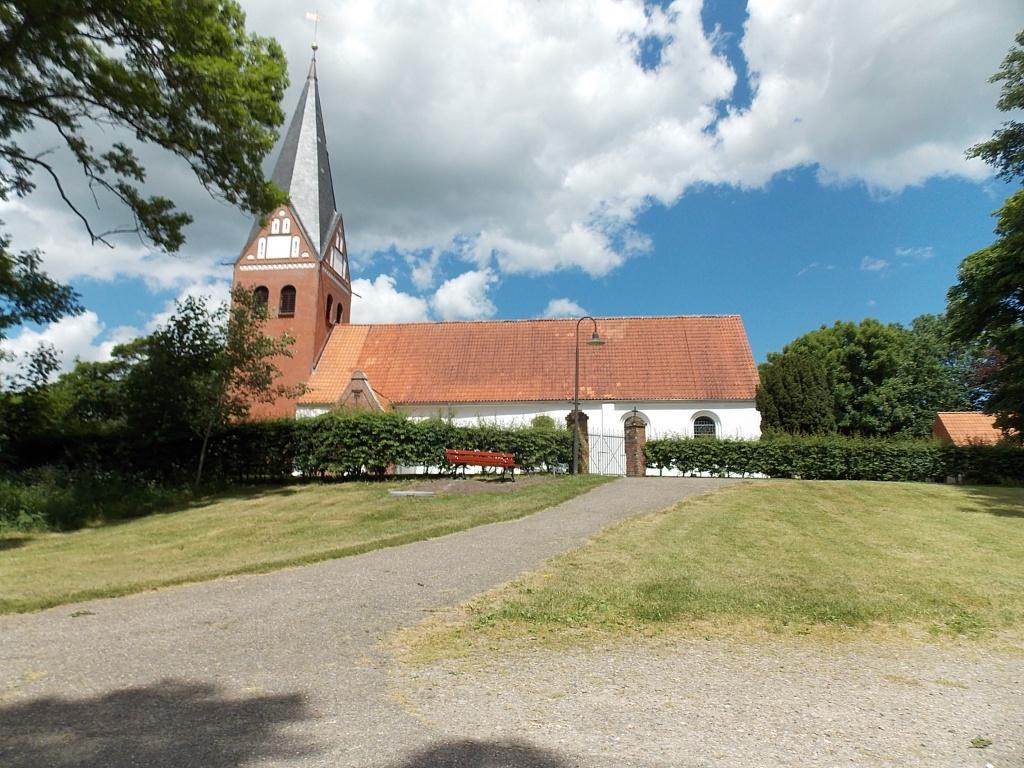 Aventoft Kirche