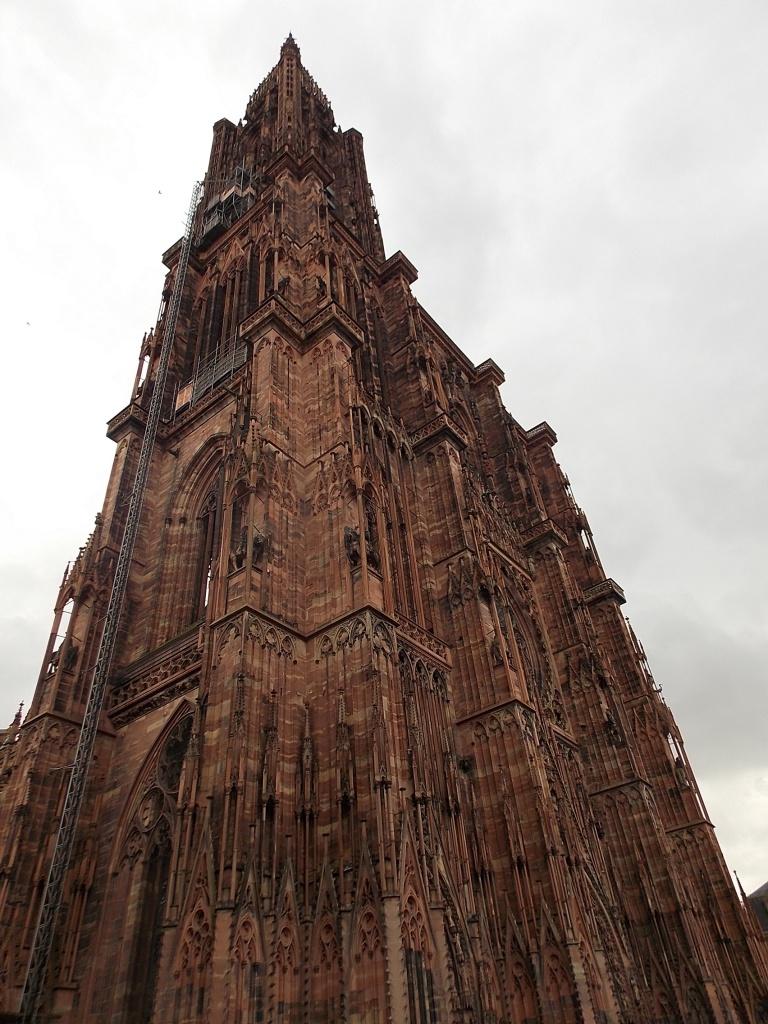 Alsace Cathédrale Notre Dame de Strasbourg