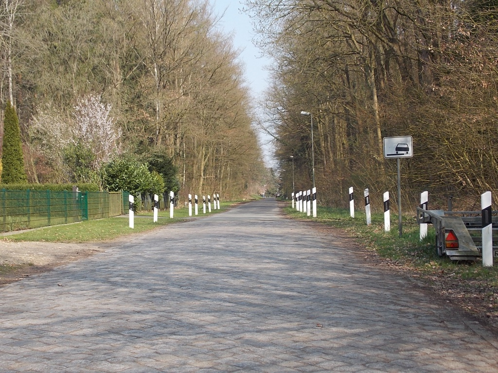 Richtung Schnakenbek