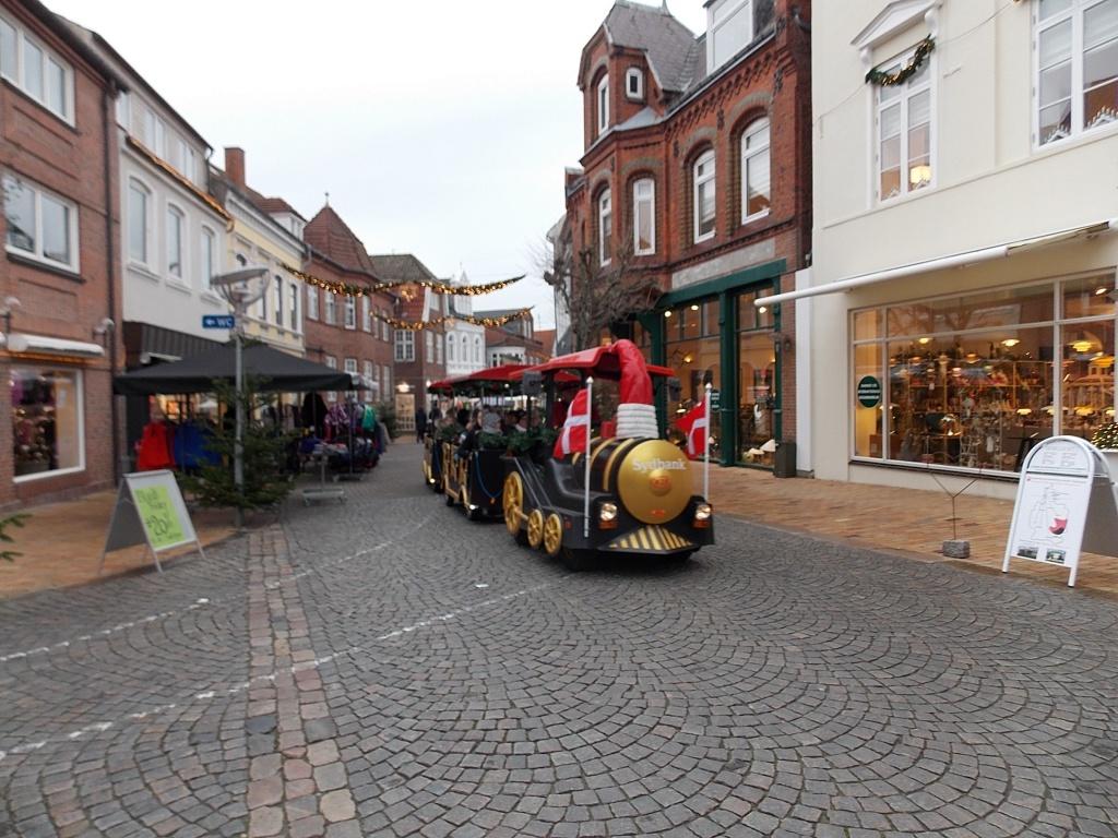 Tondern, Vestergade 2018 Weihnachtsmarkt