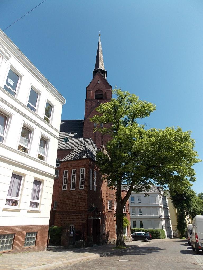 Flensburg Kirche