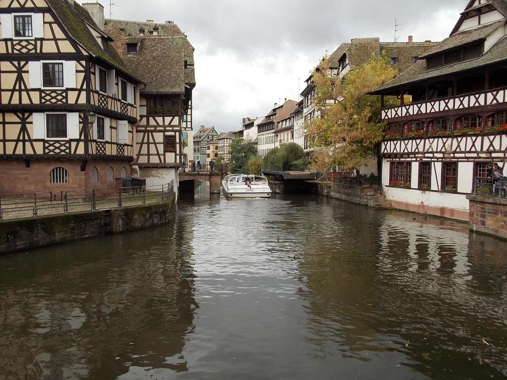 Elsass Alsace Straßburg Strasbourg Place Benjamin Zix