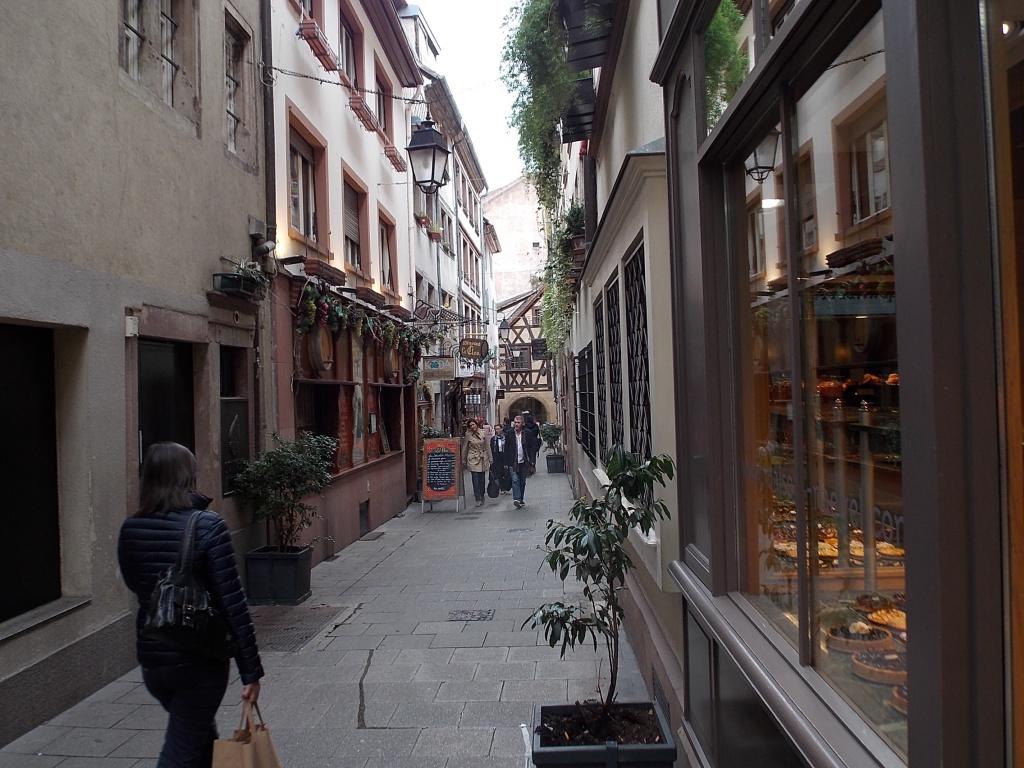 Elsass Alsace Straßburg Strasbourg Rue du Chaudron