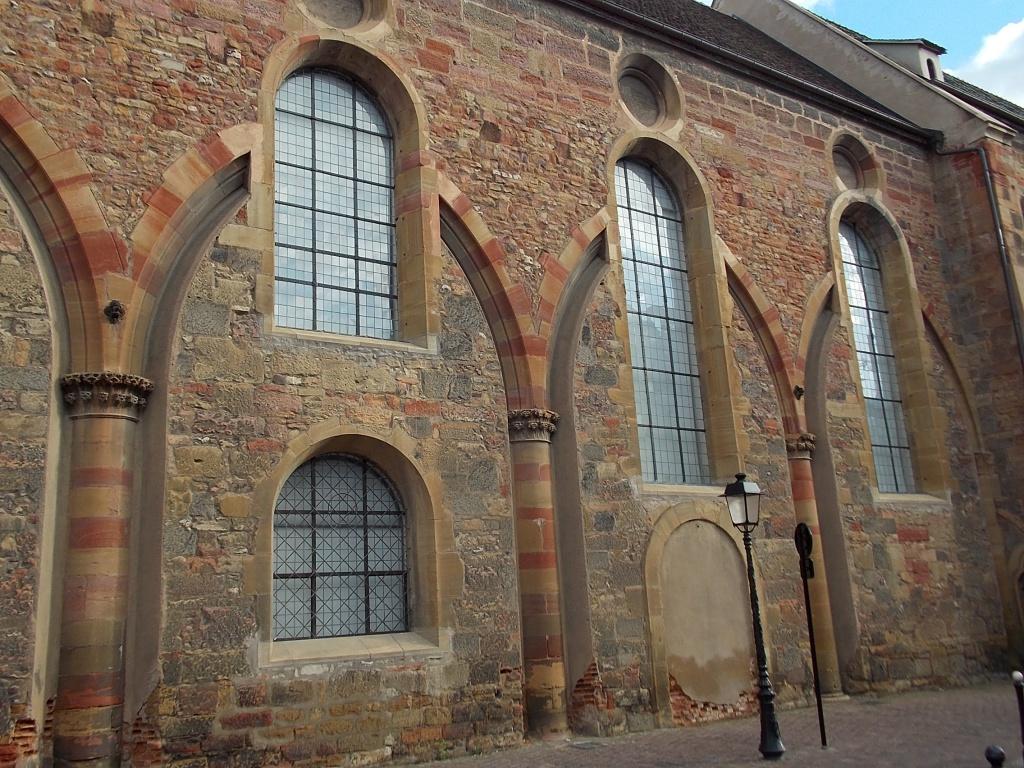 Elsass Alsace Colmar Musée Unterlinden