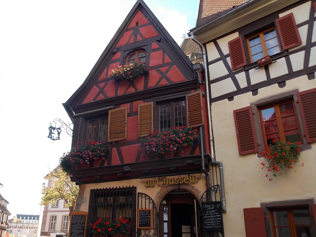 Elsass Alsace Colmar Rue du Chasseur